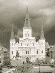 Jackson Square heart of the French Quarter