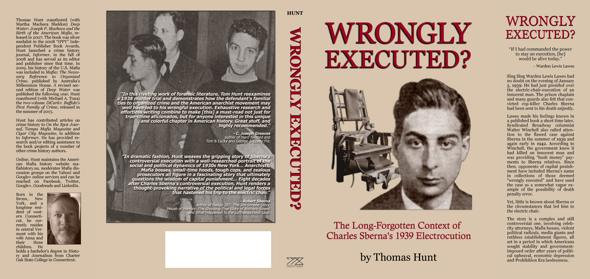 Cover of Wrongly Executed
